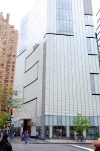 ニューヨーク、デザイン美術館「Museum of Arts and Design」