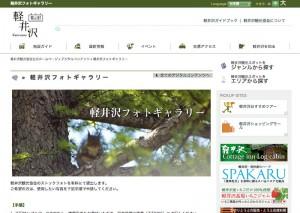地域発の写真素材サイトの一例;軽井沢観光協会 http://karuizawa-kankokyokai.jp/digital/1202/
