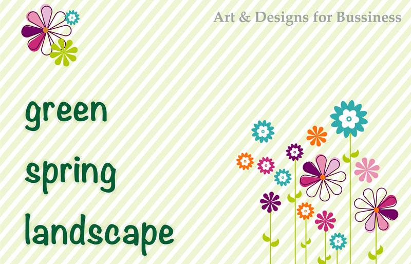 こいのぼりやgw 新緑 風景など 5月の春を演出する無料イラスト インスピ