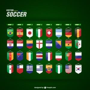 soccer vector 7