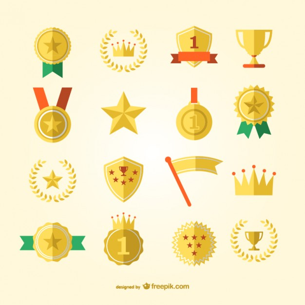 sports-award-and-medals-vector-set_23-2147493123