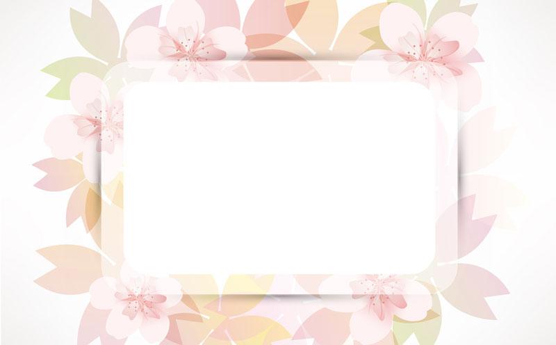 カード カード テンプレート 無料 かわいい : のかわいいメッセージカード ...