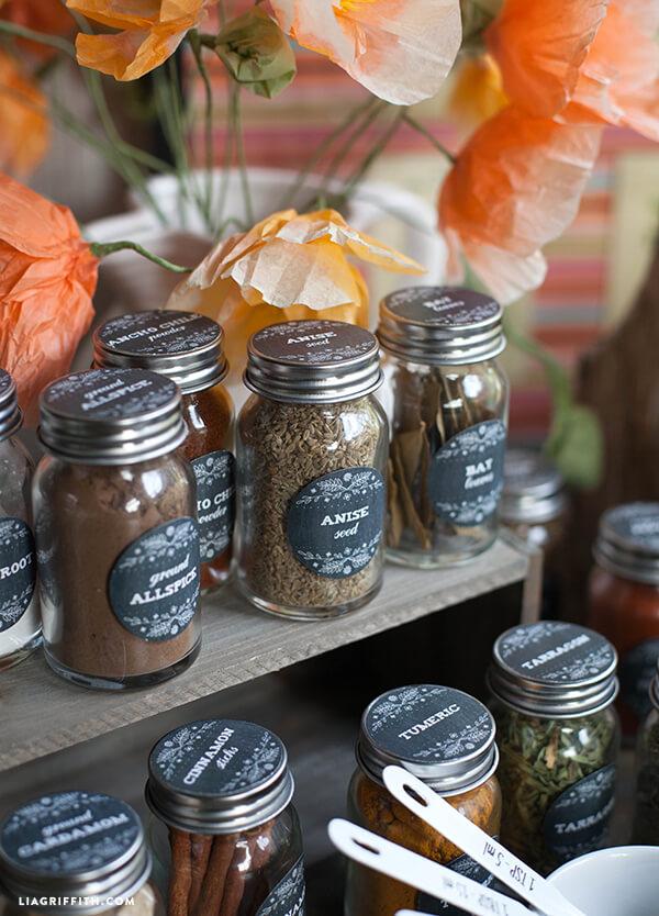 Herb_Spice_Jar_Labels_Farmhouse