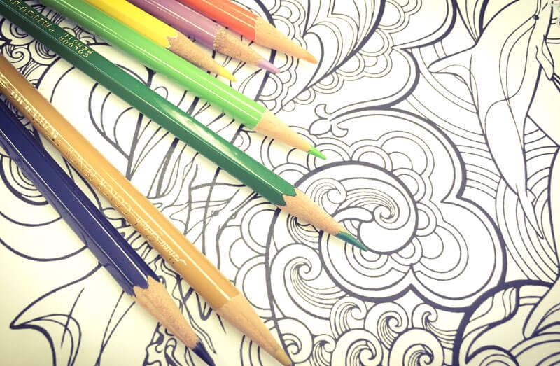 大人も子供も楽しめる塗り絵の無料ダウンロード素材まとめ インスピ