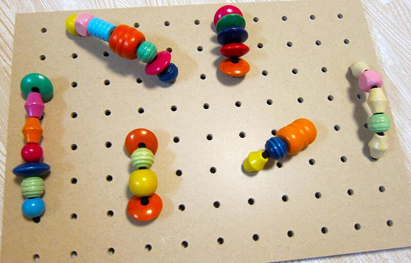 赤ちゃん 手作り おもちゃ